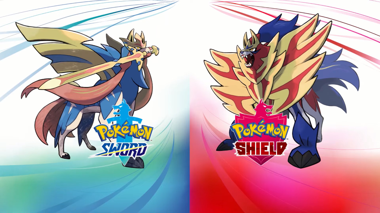 New Pokemon Sword and Shield Video Shows New Features, Nature-Changing Items