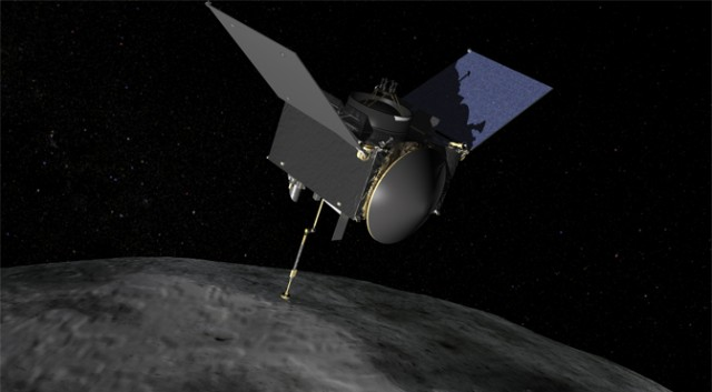 OSIRIS-REx Explored Its Landing Site On Asteroid Bennu Once Again - Webby Feed