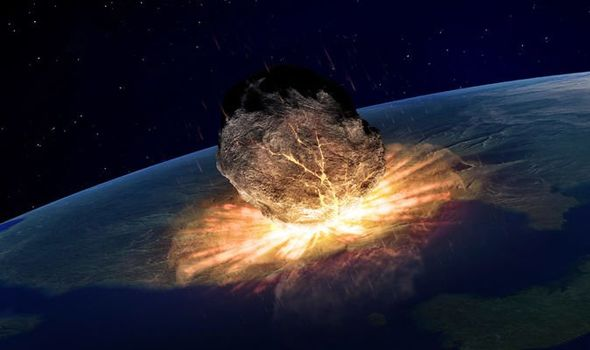 The Earth Is Only Centuries Away From A Possible Collision With A Deadly Asteroid - Webby Feed