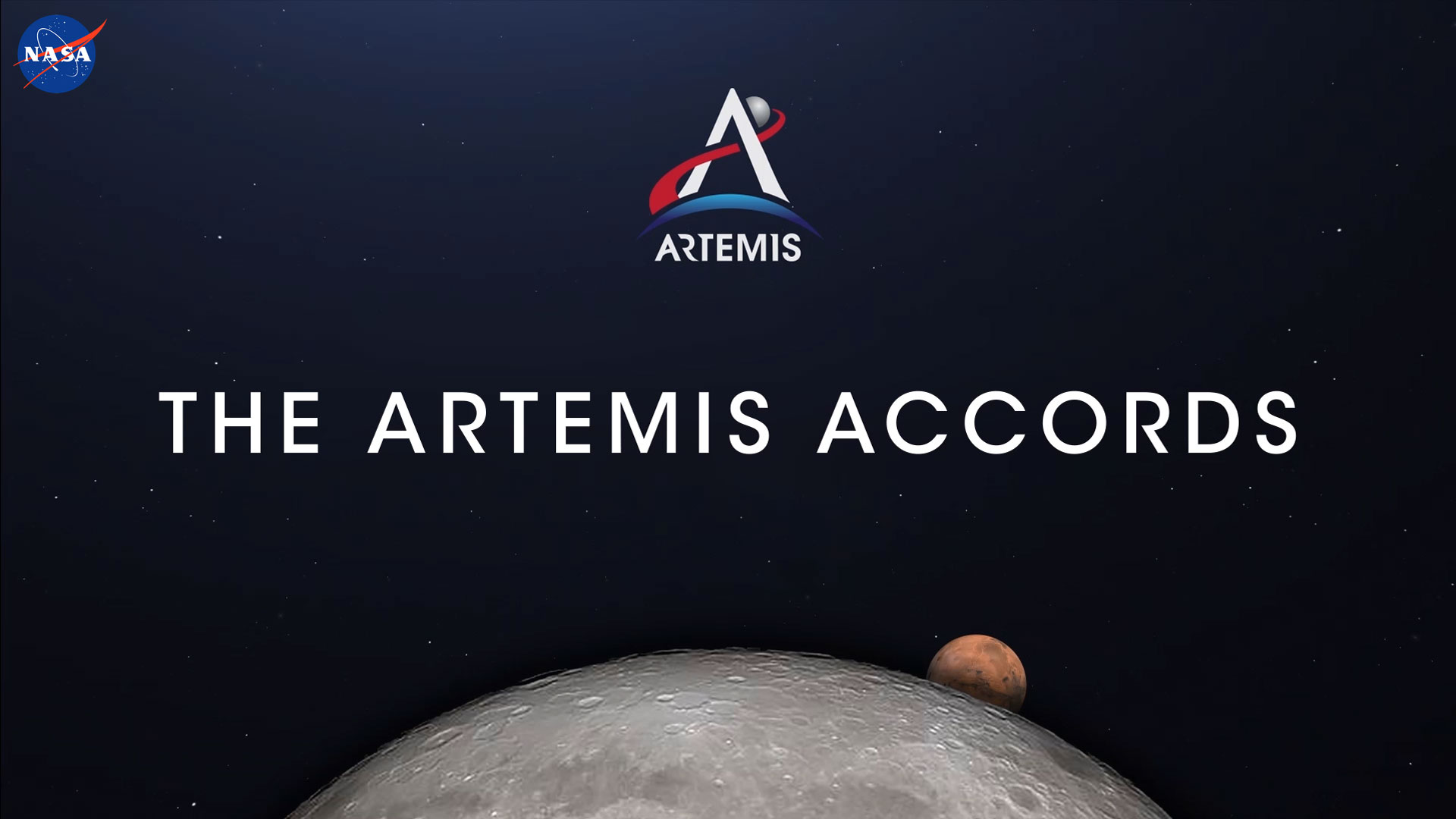 NASA's Artemis Accords lay out some rules for joint space exploration