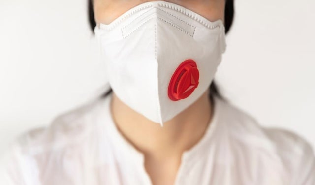 American study warns against visors and masks with exhalation valves