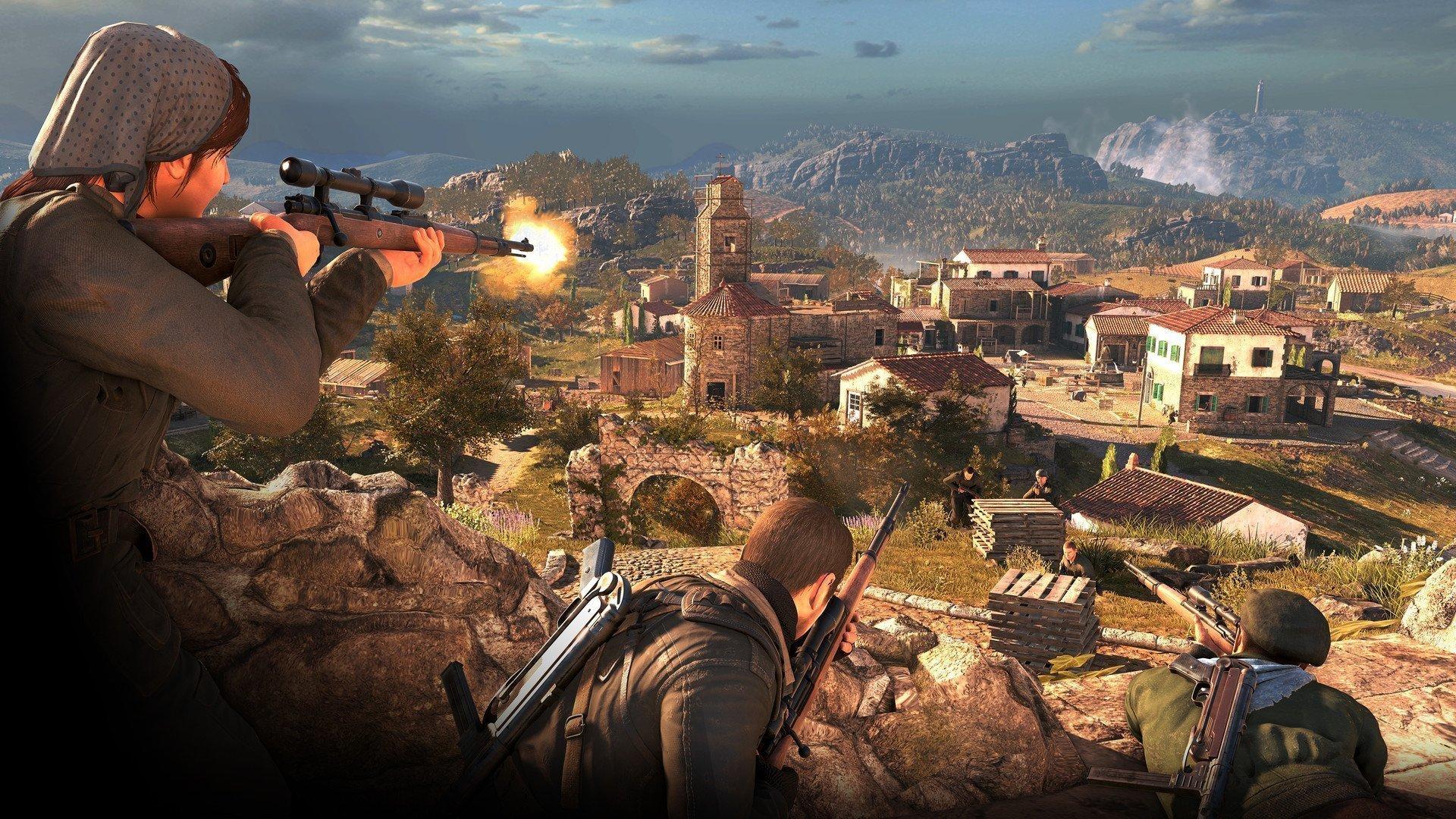 Sniper Elite VR Coming to Oculus Quest