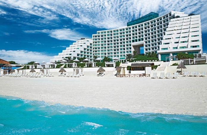 Resultado de imagen para playa Cancún mexico