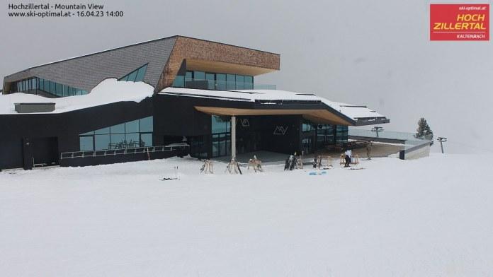 Bakken sneeuw