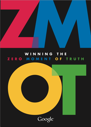 Winning the Zero Moment of Truth Book