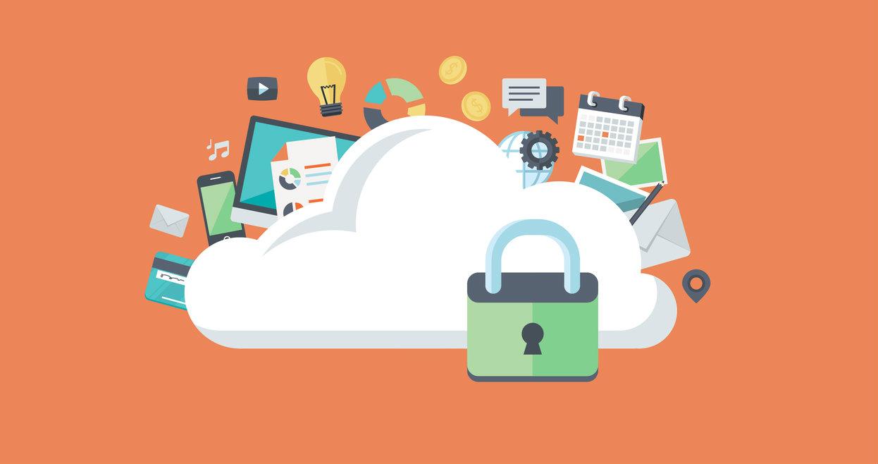 Qual a garantia de segurança de dados na nuvem?