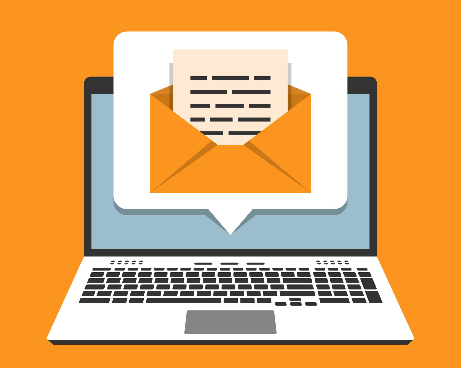 Como sincronizar e-mail de maneira automática?