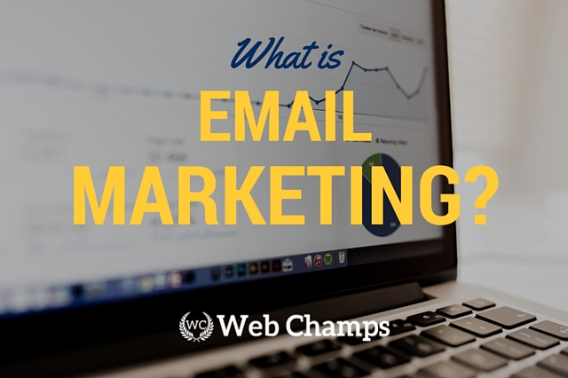 What is Email Marketing? Web Champs, Tulsa Oklahoma