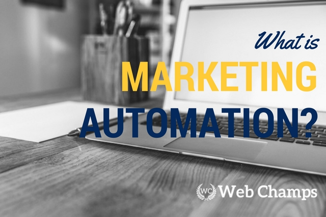 What is Marketing Automation for Small Businesses?