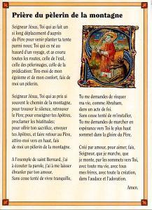 Preghiera del pellegrino