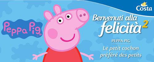 Peppa Pig : le petit cochon préféré des enfants !