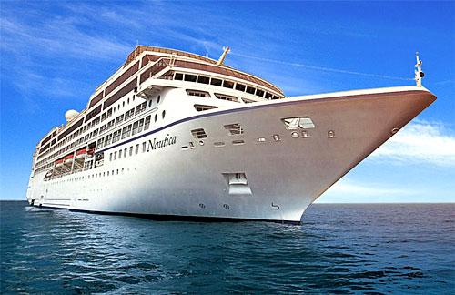Le navire de croisière Oceania Nautica