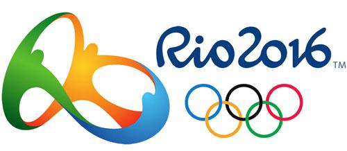 Logo Jeux Olympiques été 2016 Rio