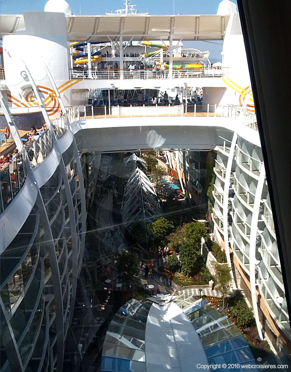 Central Park Harmony of the Seas