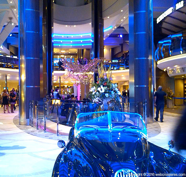 Royale promenade Harmony of the Seas