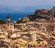 La ville de Corfou