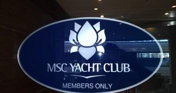 MSC YACHT CLUB : le luxe par MSC Croisières