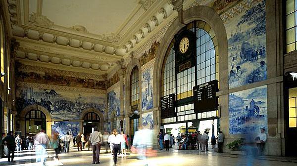 La Gare de São Bento