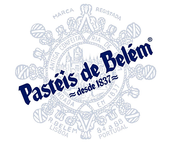 Logo Pasteis de belem