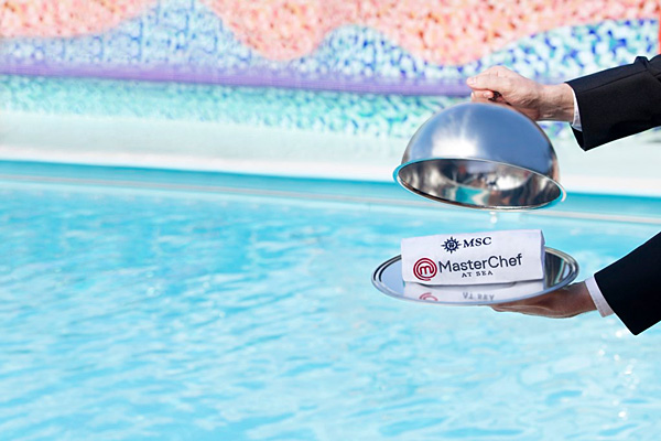 MSC Croisières vous présente MasterChef At Sea