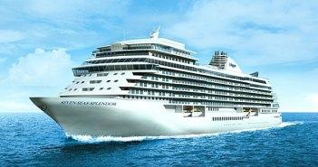 Projection du futur Seven Seas Splendor