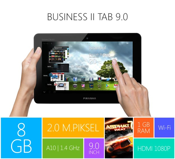 business tab 2a