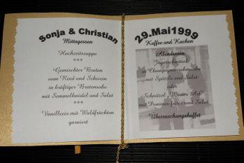 Text Muster Menkarte fr Hochzeit Vorlage selber machen Gestaltung