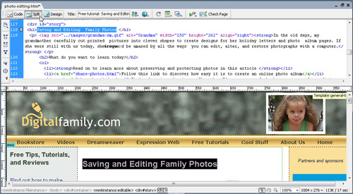 Insert Google Ads with Dreamweaver image 4