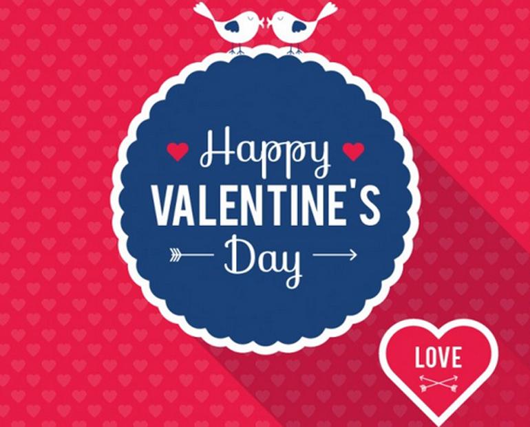 st Valentines Free vectors