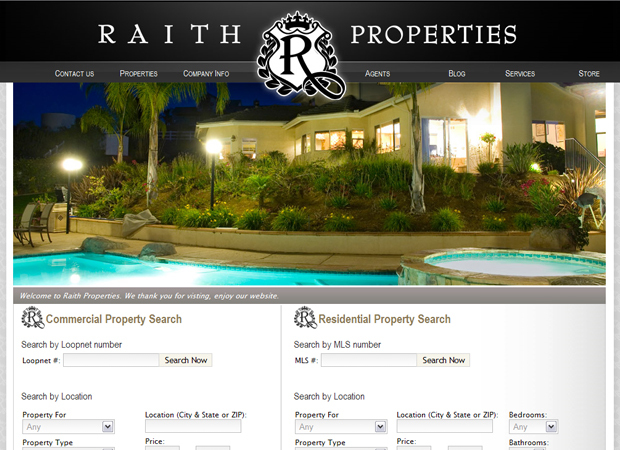 Online Real Estate System Real Estate System Development