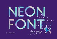 Neon Light Font Download | www.imgkid.com - The Image Kid ...