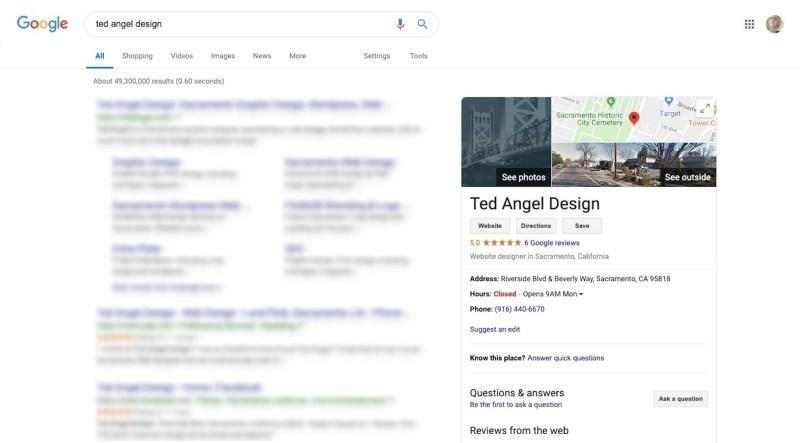 Ted Angel Design