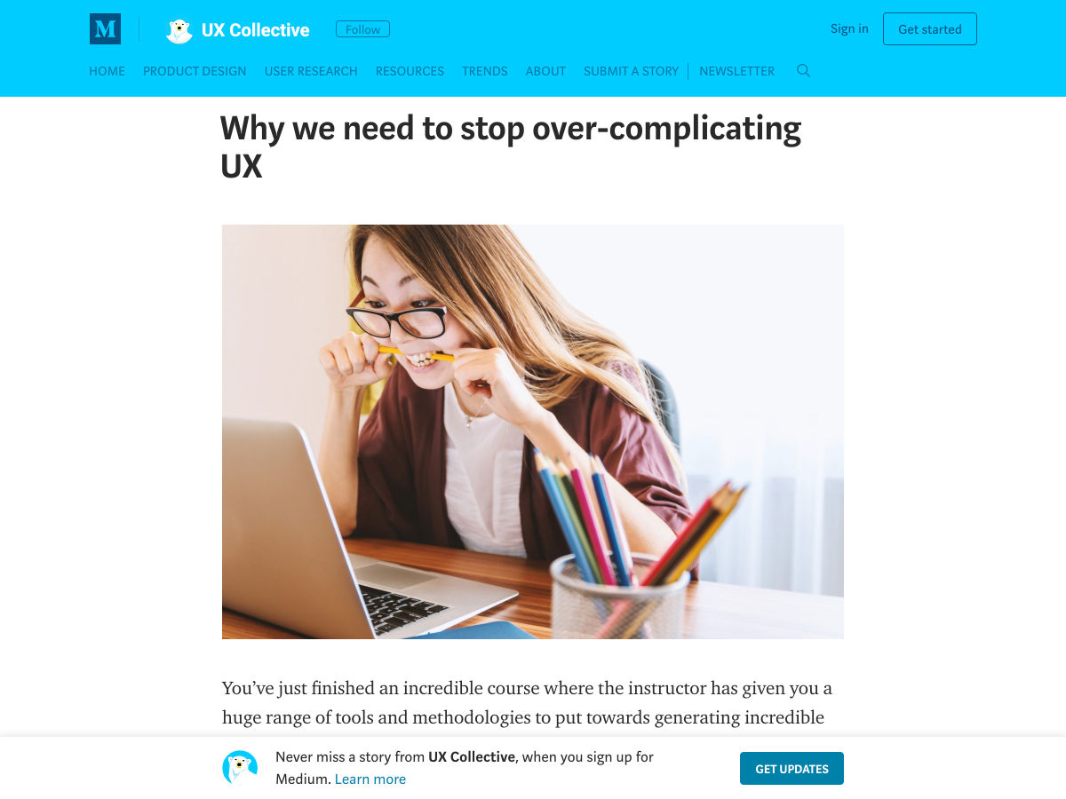 Popular Design News of the Week October 15 2018  October 21 2018  Wanderlust Web Design