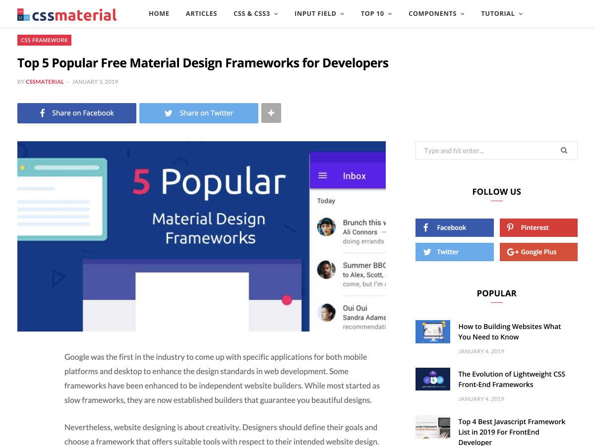 Popular design news of the week: January 14, 2019 – January 20, 2019 45