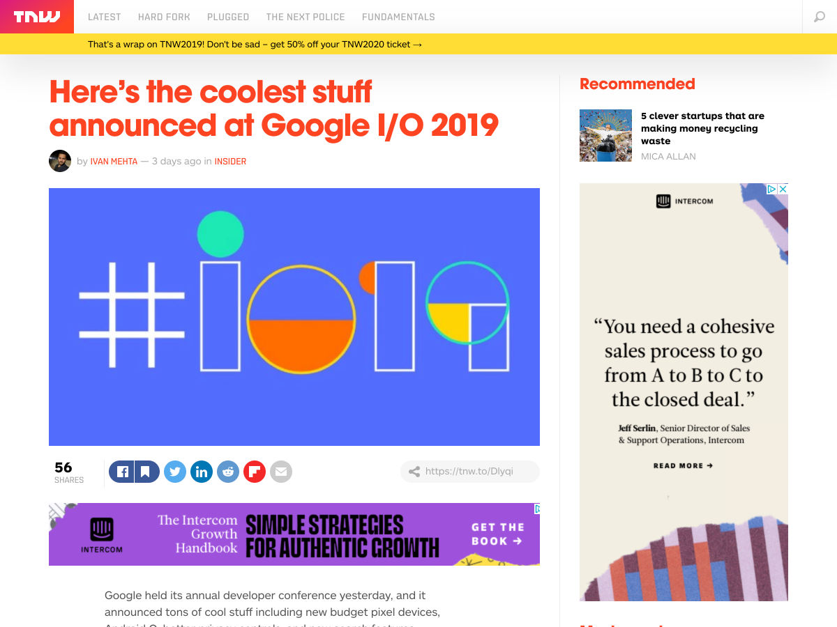 Popular design news of the week: May 6, 2019 – May 12, 2019 16
