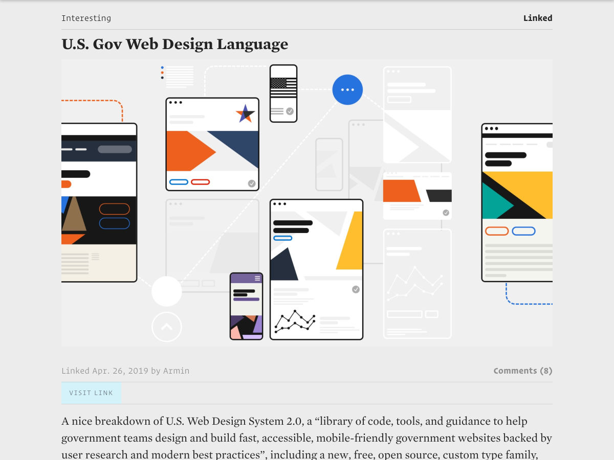 Popular design news of the week: April 29, 2019 – May 5, 2019 16