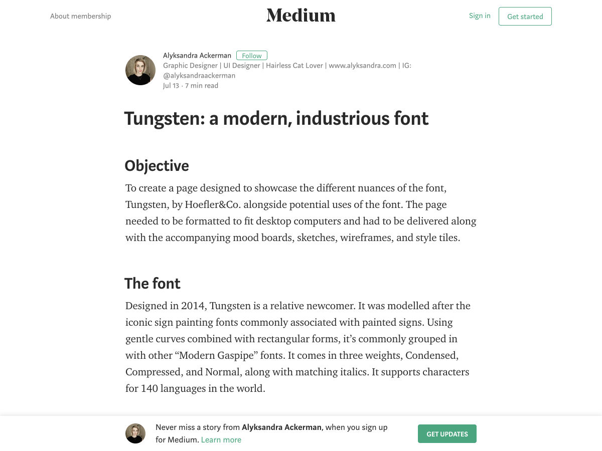 Popular design news of the week: July 16, 2018 – July 22, 2018 11
