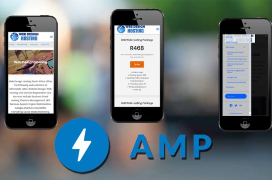 What is Responsive Web Design AMP website