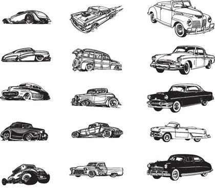 free various vintage car