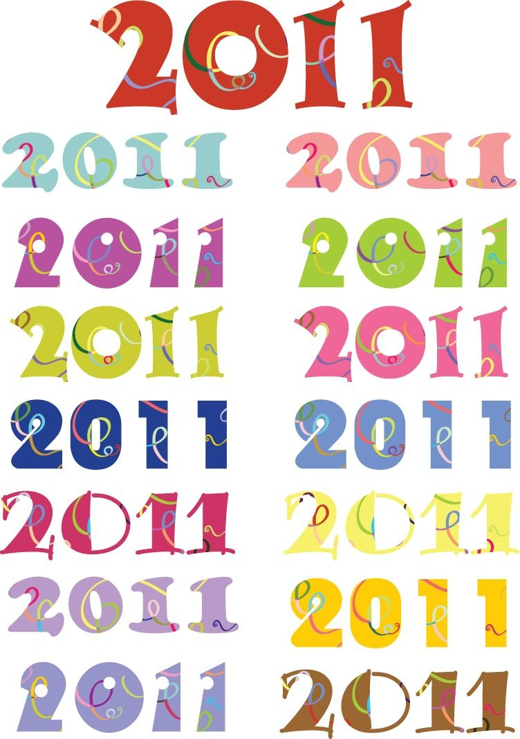 2011 Vector Set Free Vector Graphics All Free Web Resources