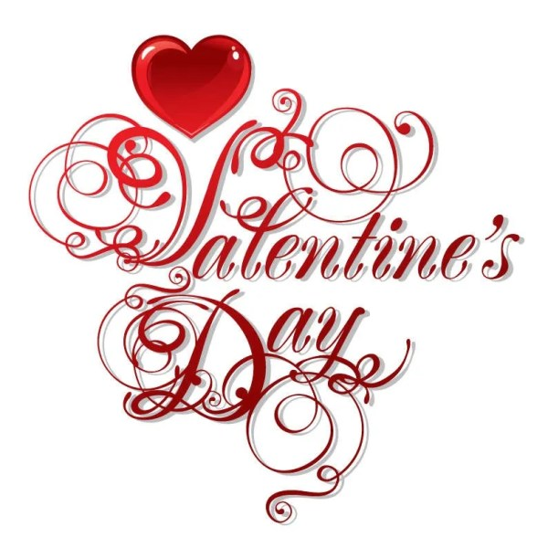 valentine's day vector art free