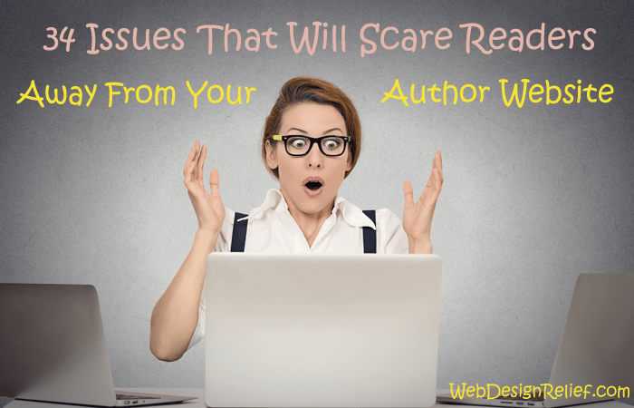 scare readers