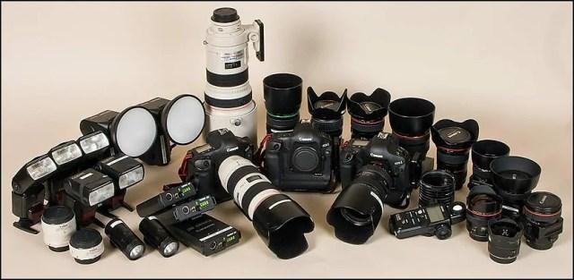 mücevher fotoğrafçılığı ekipmanları