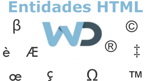 Entidades HTML