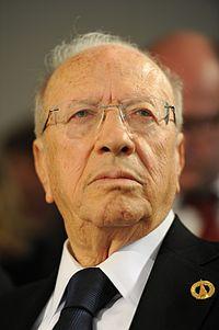 Béji Caïd Essebsi - Photo fr.wikipedia