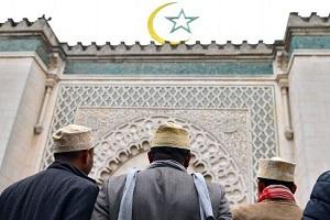 La grande mosquee de paris - photo AFP