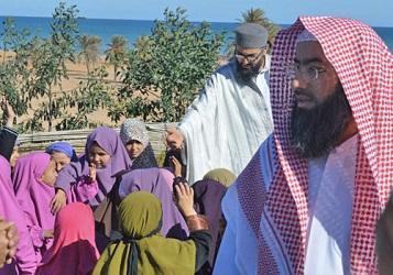 Nabil Al Aouadhi (Photo - Islam TV)