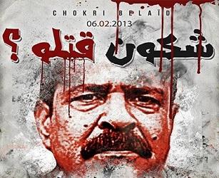 Chokri Belaid