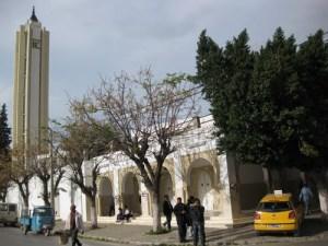 Mosquée El Moez (photo - panoramio.com)