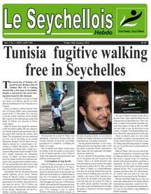 Le Seychellois (photo - la Presse)